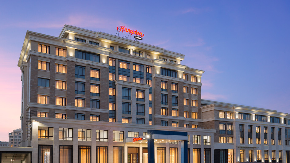 Hampton by Hilton, Astana