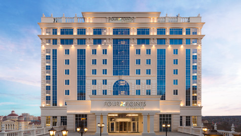FOUR POINTS BY SHERATON, SARANSK