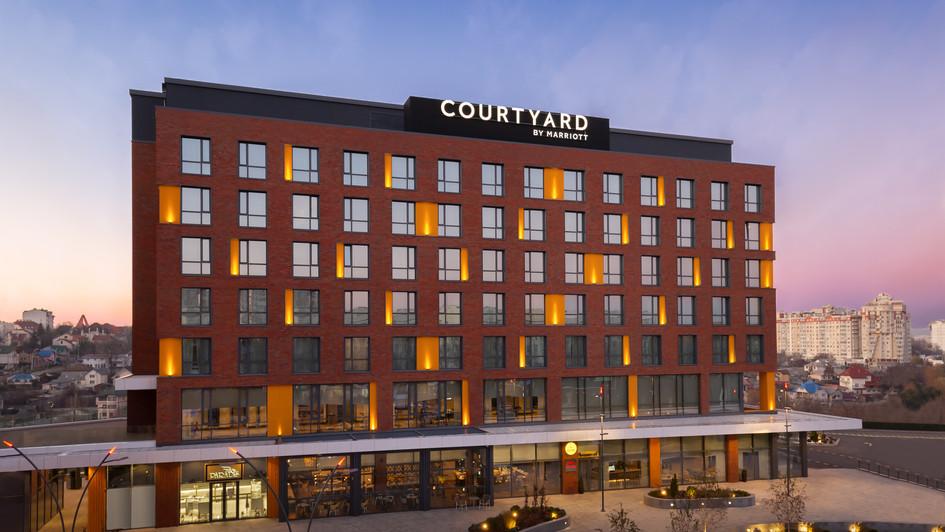 COURTYARD HOTELS, BUCHAREST & CHISINAU