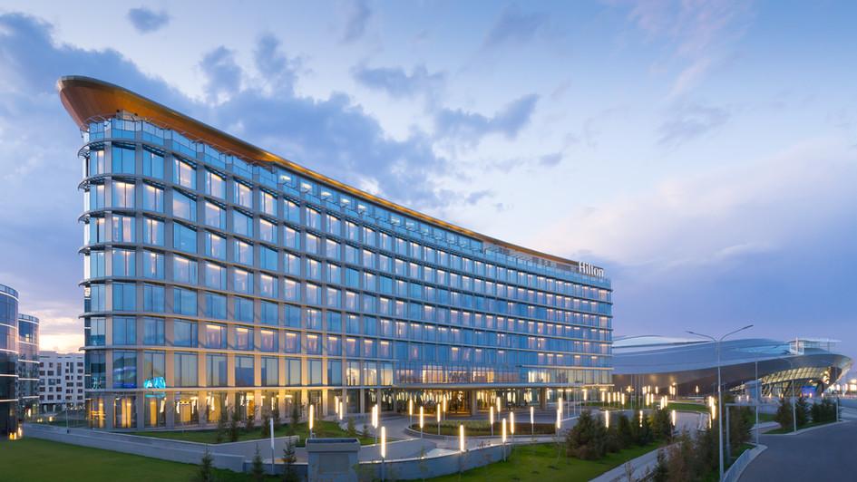 HILTON HOTEL, ASTANA