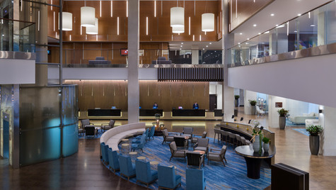 DOUBLETREE BY HILTON VNUKOVO AIRPORT, MOSCOW