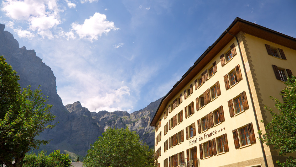Thermal Hotel & Alpentherme, Leukerbad