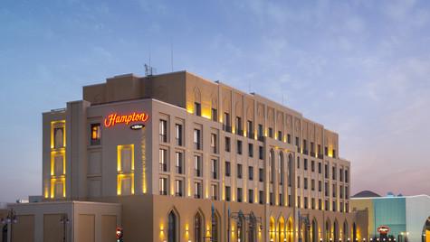 HAMPTON HOTEL, TURKISTAN
