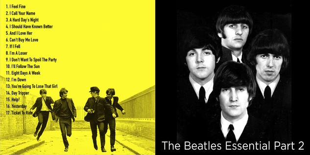 Beatles Essential Vol 2