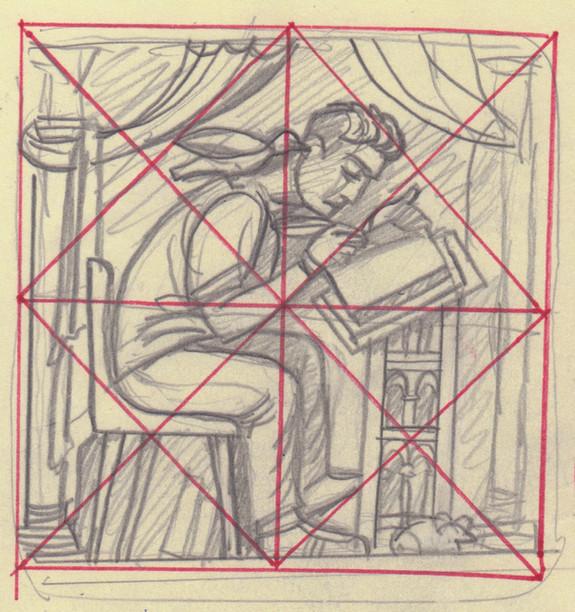 Fenway Sketch