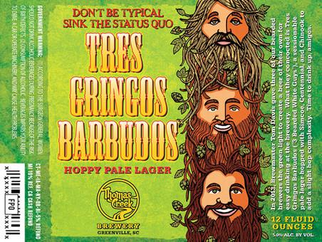 Tres Gringos Label