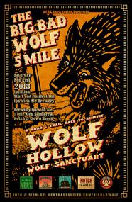 Wolf Hollow Poster