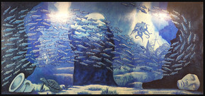 YMCA Donor's Mural
