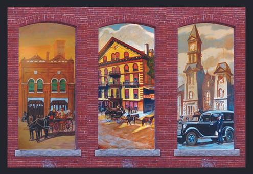 Landmarks Series