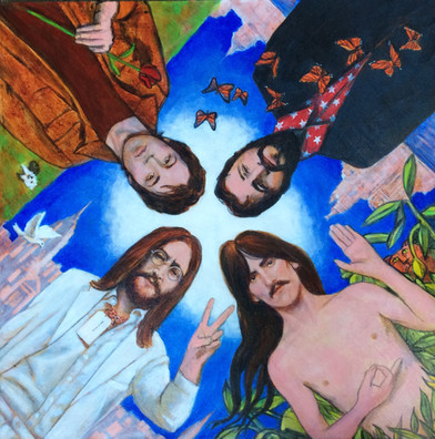 The Beatles: Shine On Cover Art