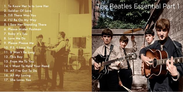 Beatles Essential Vol 1