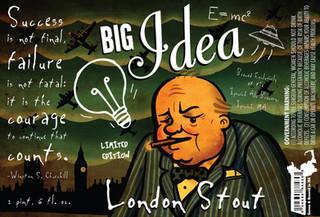 Big Idea, London Stout