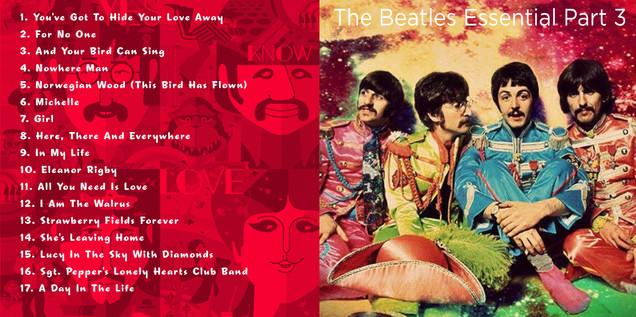 Beatles Essential Vol 3