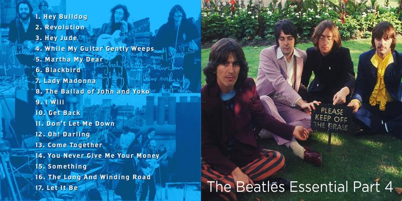 Beatles Essential Vol 4