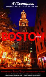 Boston Office Ad