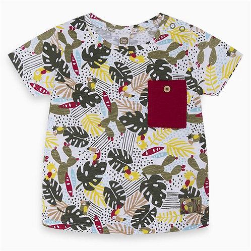 TUCTUC T-shirt Bambino Jungle 02 - Joppi Bimbi & Junior