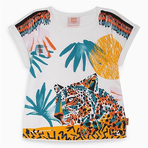 TUCTUC t-shirt Animal 01