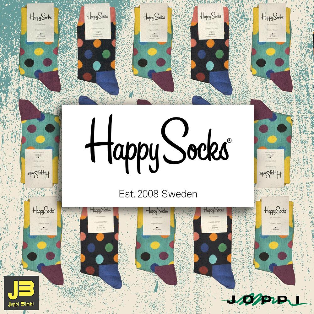 Happy Socks | Joppi Abbigliamento collezione Bambino 2018