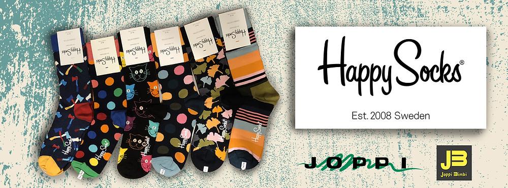 Happy Socks | Joppi Abbigliamento collezione Uomo e Donna 2018