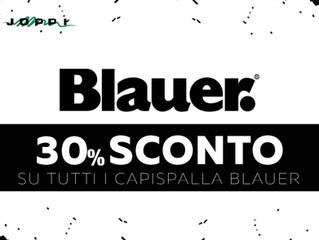 SALDI | 30% SCONTO BLAUER U.S.A.