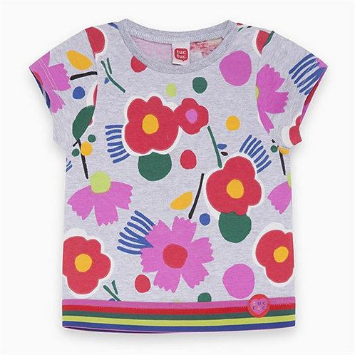 TUCTUC T-shirt Bambina Minimal - Joppi Bimbi & Junior