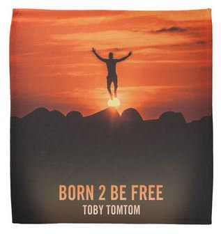 Born 2 Be Free Release Cover Bandana