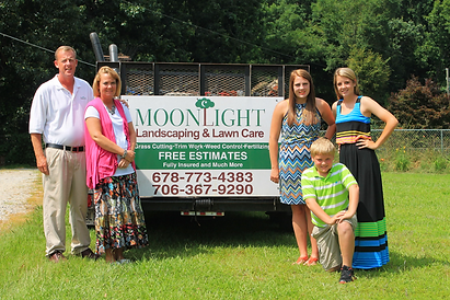 Moonlight Landscaping and Lawn Care, Don Moon, Owner and Operator