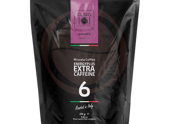 Caffè macinato ENERGY PLUS miscela coffee