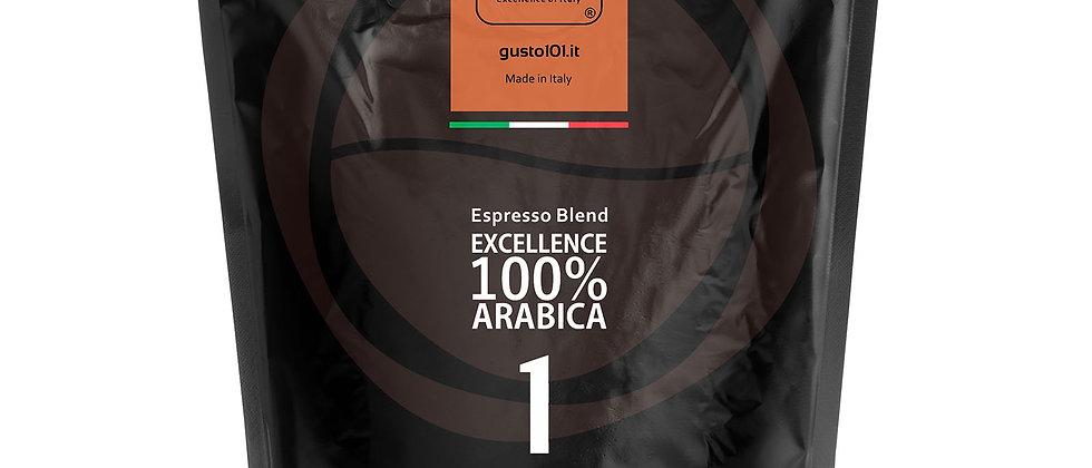 Caffè macinato EXCELLANCE 100% Arabica