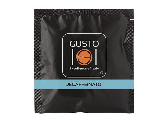 Caffè in cialde monodose tostato DECAFFEINATO 4 – box 15 cialde