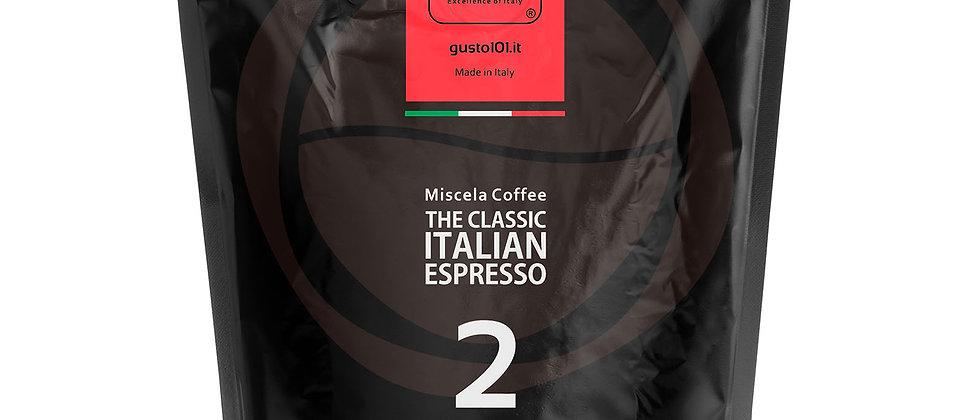 Caffè macinato CLASSIC miscela coffee