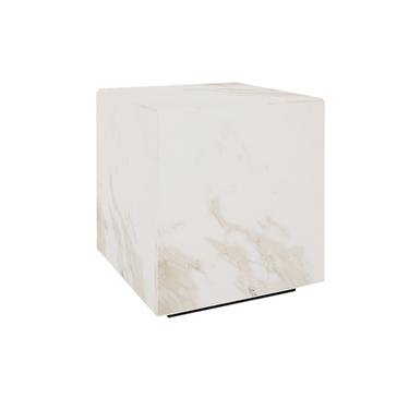 Tavolino lampada Ice