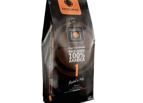 Caffè in grani EXCELLANCE 100% Arabica