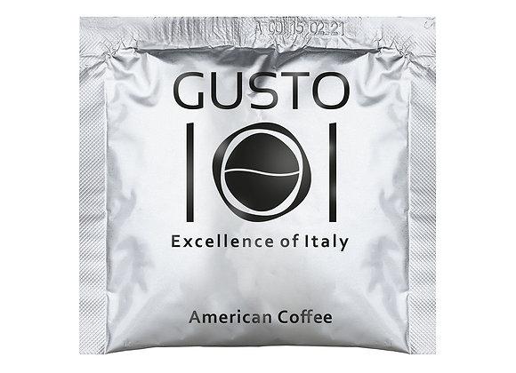 Caffè in cialde monodose tostato AMERICANO