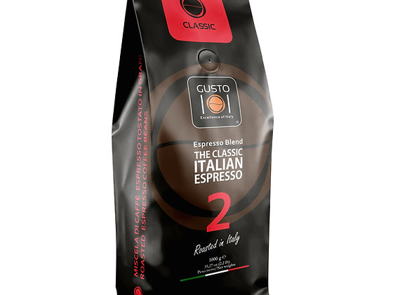 Caffè in grani THE CLASSIC ITALIAN ESPRESSO