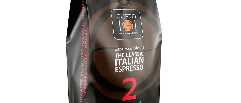 Caffè in grani CLASSIC ITALIAN ESPRESSO