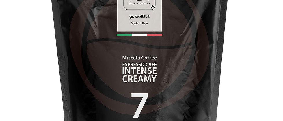 Caffè macinato INTENSE CREAMY miscela coffee