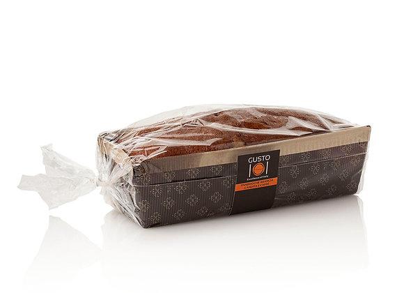 Pan brioche arancia candita e caffè