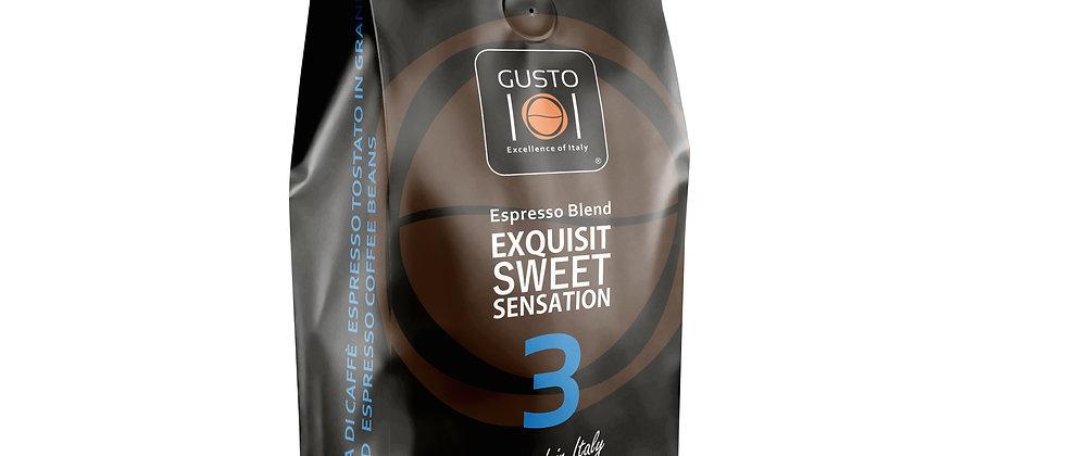Caffè in grani EXQUISIT SWEET SENSATION