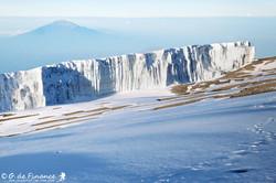 glacier kili