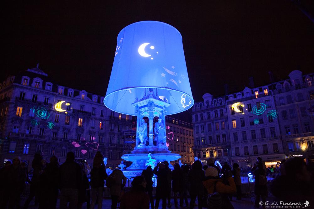 lampe de chevet XXXL