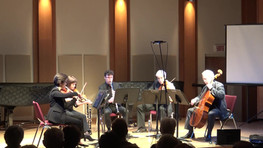 Mozart - Quintette de clarinette Stéphane Fontaine