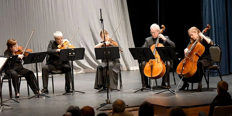 Octets, Saguenay Quartet and Lafayette Quartet
