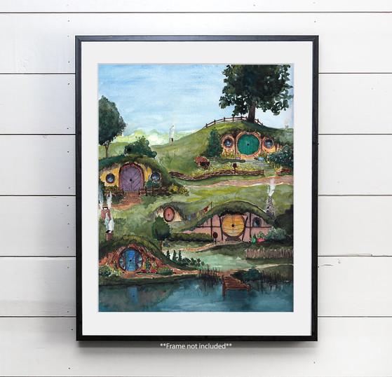 The Shire, Framed.jpg