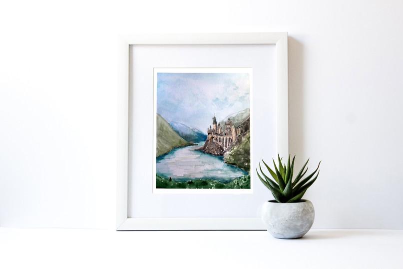 hogwarts framed.jpg