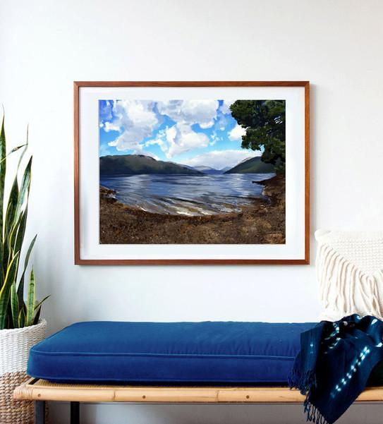 Loch Lomond Framed 1.jpg
