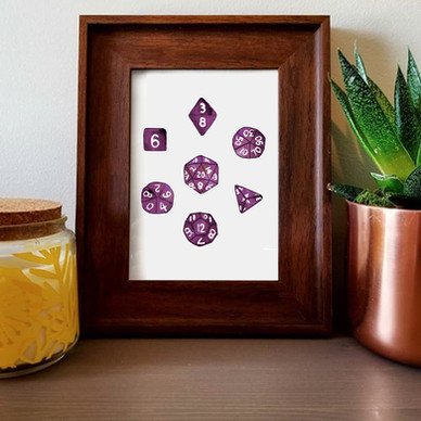 dice, purple, framed.jpg