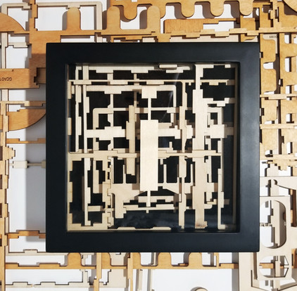 Circuited, 3D Art