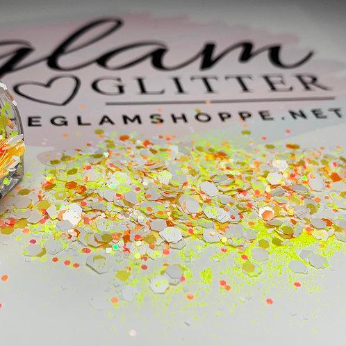 Glam Glitter - Mix - Sunny Days