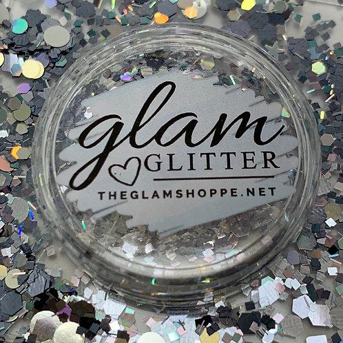 Glam Glitter - Mix - Steel Candy